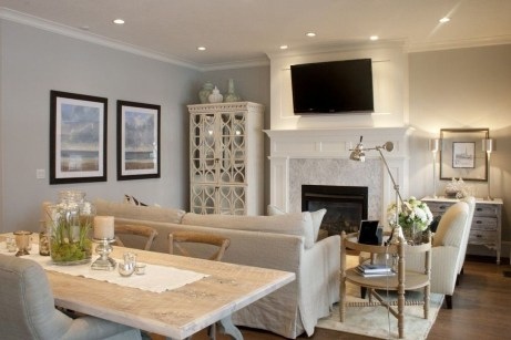 Adorable Family Dining Room Decorating Ideas 33