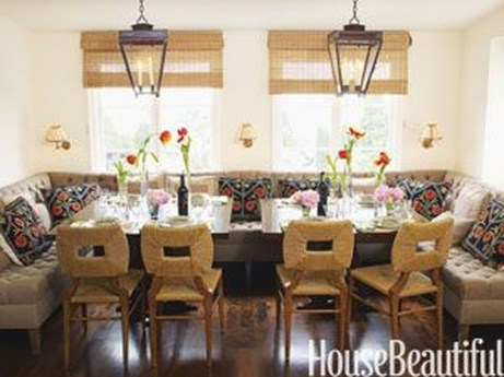 Adorable Family Dining Room Decorating Ideas 34