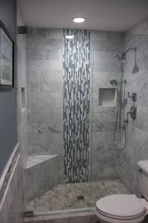 Adorable Master Bathroom Shower Remodel Ideas 04
