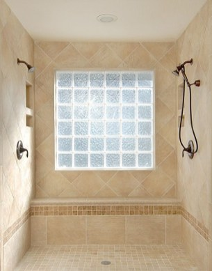 Adorable Master Bathroom Shower Remodel Ideas 17
