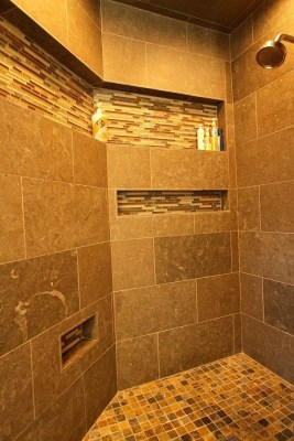 Adorable Master Bathroom Shower Remodel Ideas 23