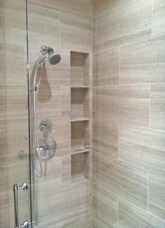 Adorable Master Bathroom Shower Remodel Ideas 24