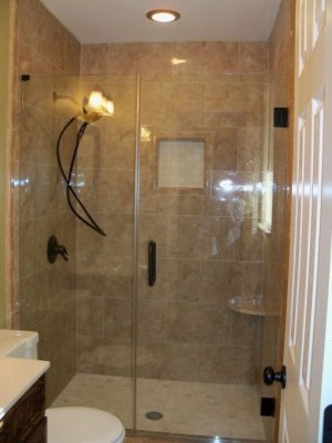 Adorable Master Bathroom Shower Remodel Ideas 25