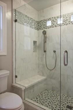 Adorable Master Bathroom Shower Remodel Ideas 35