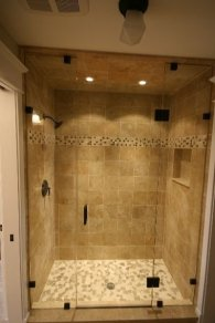 Adorable Master Bathroom Shower Remodel Ideas 39