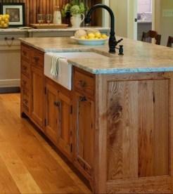 Adorable Rustic Farmhouse Kitchen Design Ideas 30