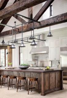 Adorable Rustic Farmhouse Kitchen Design Ideas 41