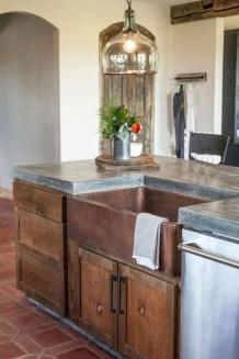 Adorable Rustic Farmhouse Kitchen Design Ideas 43