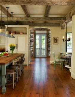 Adorable Rustic Farmhouse Kitchen Design Ideas 44