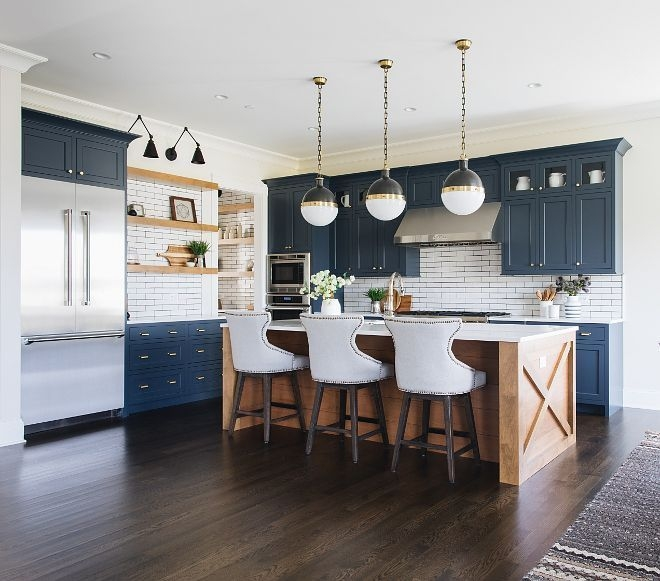 Adorable Rustic Farmhouse Kitchen Design Ideas 49