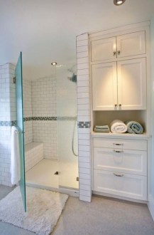 Beautiful Bathroom Shower Remodel Ideas 02