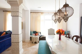 Best Ideas For Moroccan Dining Room Décor 04