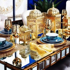 Best Ideas For Moroccan Dining Room Décor 05