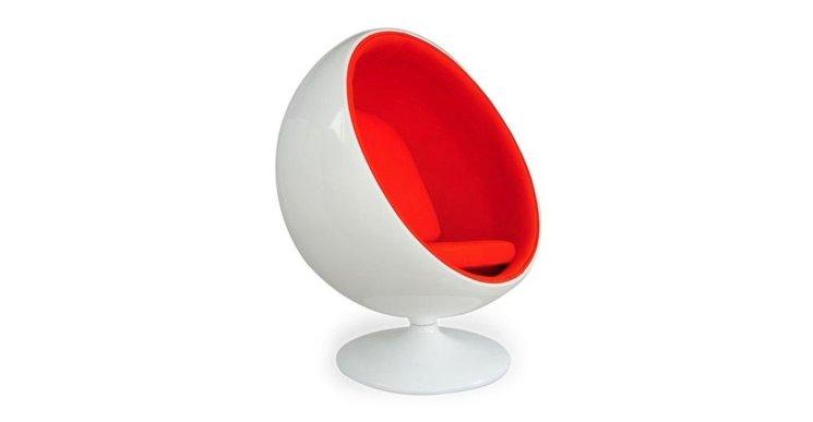 Cozy Ball Chair Design Ideas 18