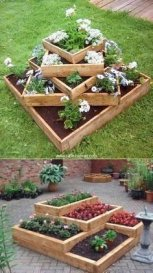 Cozy Decorative Garden Planters Design Ideas 21