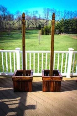 Cozy Decorative Garden Planters Design Ideas 23