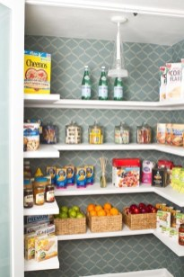 Cozy Kitchen Pantry Designs Ideas 13