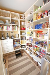 Cozy Kitchen Pantry Designs Ideas 29