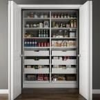 Cozy Kitchen Pantry Designs Ideas 39