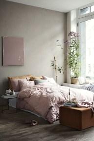 Cozy Minimalist Bedroom Design Trends Ideas 27