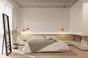 Cozy Minimalist Bedroom Design Trends Ideas 37