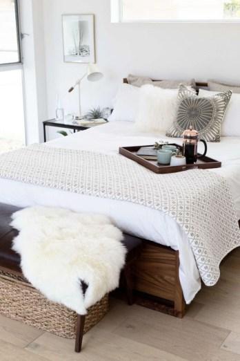 Cozy Minimalist Bedroom Design Trends Ideas 39