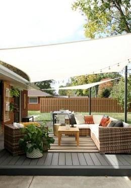 Creative DIY Patio Gardens Ideas On A Budget 16