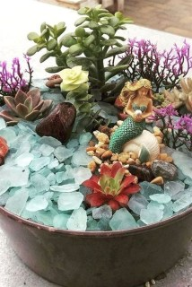 Creative DIY Patio Gardens Ideas On A Budget 21