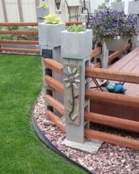 Creative DIY Patio Gardens Ideas On A Budget 26