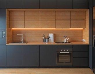Elegant And Modern Kitchen Cabinet Design Ideas 19