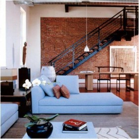 Elegant Exposed Brick Apartment Décor Ideas 09