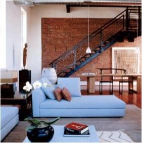 Elegant Exposed Brick Apartment Décor Ideas 09