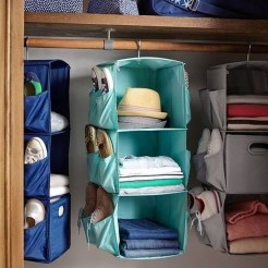 Genius Dorm Room Space Saving Storage Ideas 21