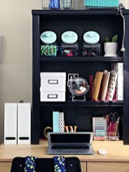 Genius Dorm Room Space Saving Storage Ideas 23