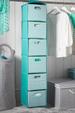 Genius Dorm Room Space Saving Storage Ideas 27