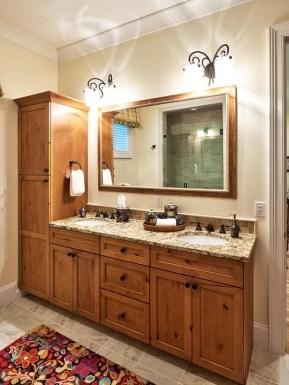 Gorgeous Bathroom Vanity Mirror Design Ideas 09