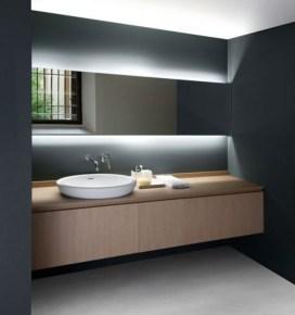 Gorgeous Bathroom Vanity Mirror Design Ideas 18