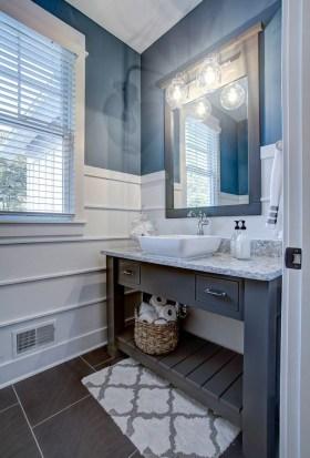 Gorgeous Bathroom Vanity Mirror Design Ideas 28