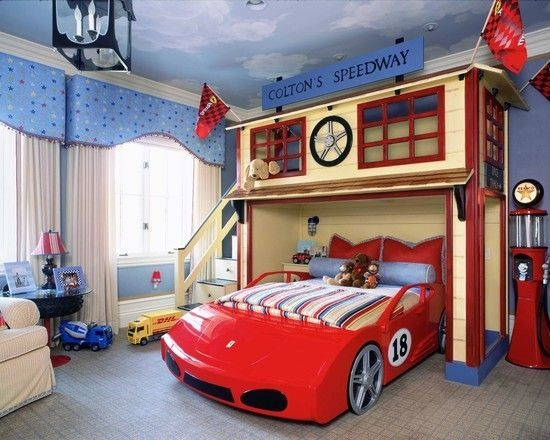 Gorgeous Bedroom Design Decor Ideas For Kids 27