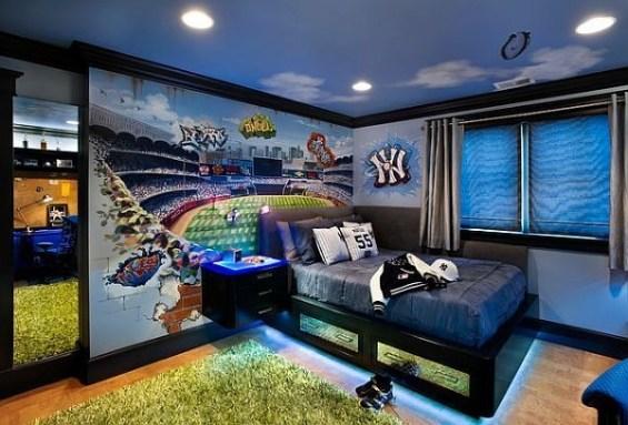 Gorgeous Bedroom Design Decor Ideas For Kids 36