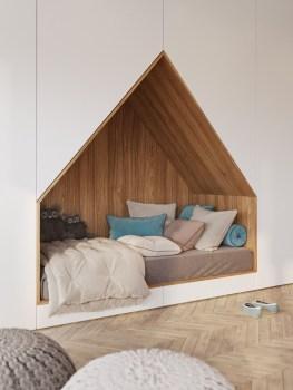 Gorgeous Bedroom Design Decor Ideas For Kids 47