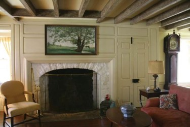 Inspiring Corner Fireplace Ideas In The Living Room 21