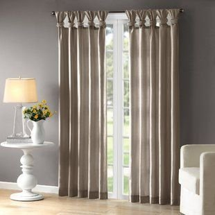 Modern Curtain Designs For Living Room 22