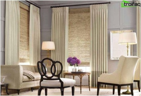 Modern Curtain Designs For Living Room 28
