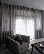 Modern Curtain Designs For Living Room 33