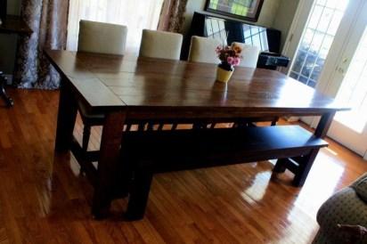 Modern Diy Wooden Dining Tables Ideas 04