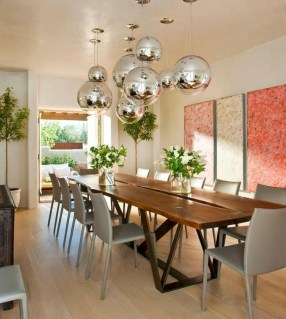 Modern Diy Wooden Dining Tables Ideas 35