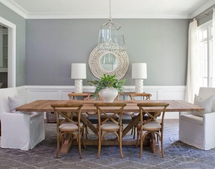 Modern Diy Wooden Dining Tables Ideas 46