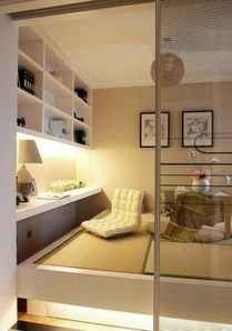 Modern But Simple Japanese Styled Bedroom Design Ideas 15
