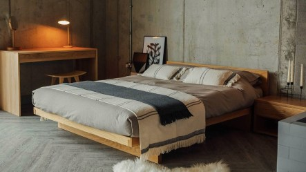 Modern But Simple Japanese Styled Bedroom Design Ideas 24
